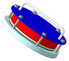 Защитные крышки для термоскважин