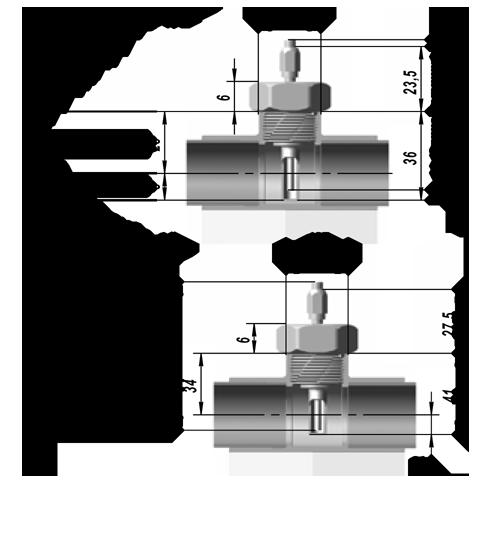 Комплект термопреобразователей сопротивления платиновых для теплосчетчиков КТСПР 9514