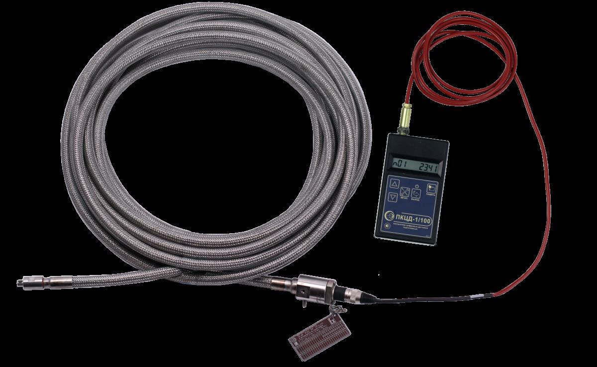 Датчик температуры многозонный цифровой МЦДТ 1201 в общепромышленном и взрывозащищенном исполнениях