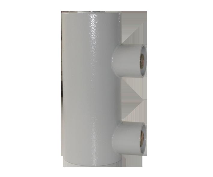 Оголовок предназначен для защиты термометрических скважин ООТ 0922, ОТС 0922