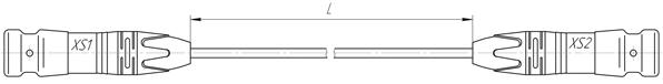 Переходник МКСН.434641.058 для СКЦД
