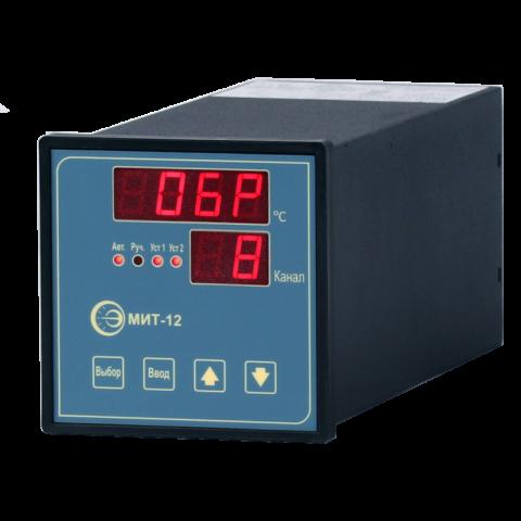 Многоканальные измерители температуры МИТ-12