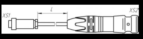 Удлинитель МКСН.685621.002 для ПКЦД-1/16, ПКЦД-1/100