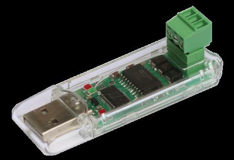 Переходник USB/RS-485 для СКЦД