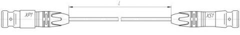 Удлинитель МКСН.434641.041 для СКЦД