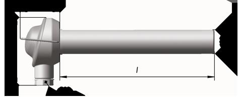 Преобразователи термоэлектрические хромель-копелевые ТХК 9822