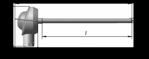 Термопреобразователи сопротивления медные ТСМ 9622