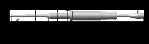 Термопреобразователь сопротивления платиновые ТСП 9716