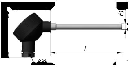 Термопреобразователь сопротивления платиновые ТСП 9201 и медные ТСМ 9201fdsgfddfgdfgdfg