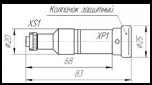 Контроллеры цифровых датчиков портативные ПКЦД-1/100