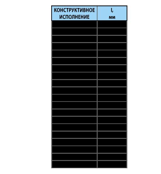 Кабельные термоэлектрические преобразователи ТХА 0306, ТХК 0306