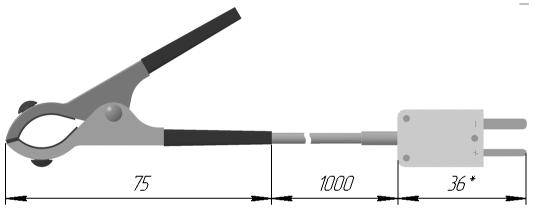 Преобразователи термоэлектрические ТХА 0802