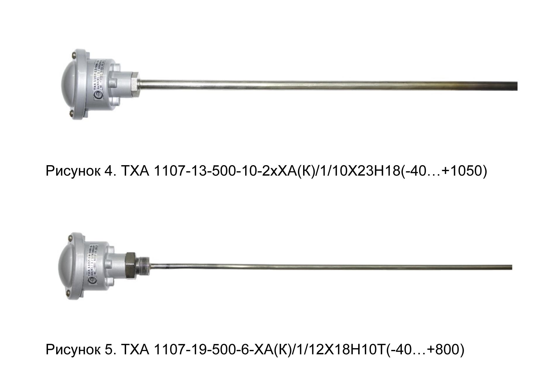 Преимущества блочно-модульной конструкции датчиков температуры  ТСП (ТСМ) 1107 и  ТХА (ТХК) 1107 производства АО «НПП «Эталон»