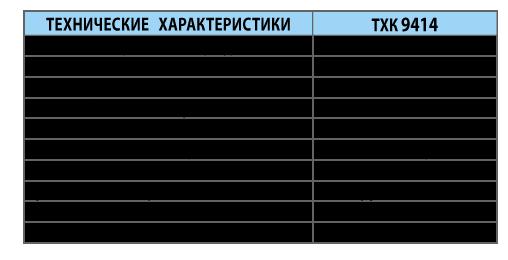 Преобразователи термоэлектрические ТХК 9414
