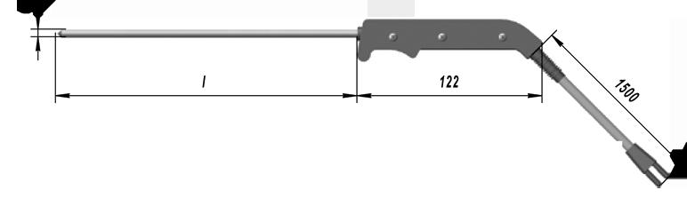 Преобразователи термоэлектрические ТХА 9709, ТХК 9709