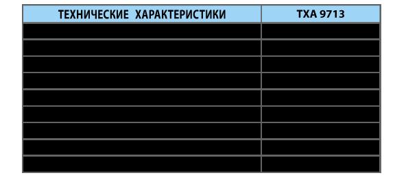 Поверхностные термоэлектрические преобразователи ТХА 9713