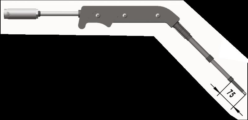 Поверхностные термоэлектрические преобразователи ТХА 9911, ТХК 9911