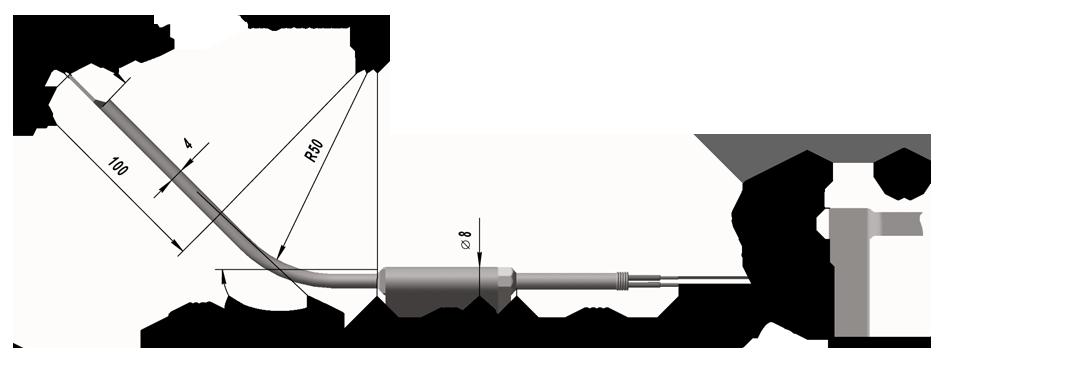 Преобразователи термоэлектрические хромель-копелевые ТХК 9504