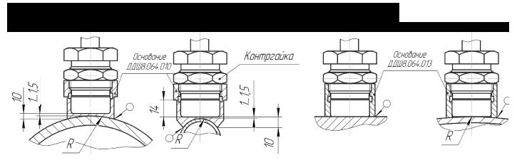 Термопреобразователи сопротивления платиновые ТСП 9508