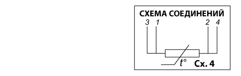 Термопреобразователи сопротивления  медные ТСМ 0101