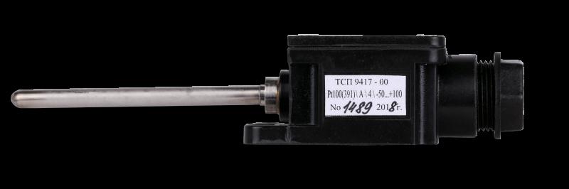 Термопреобразователь сопротивления платиновые ТСП 9417 и медные ТСМ 9417