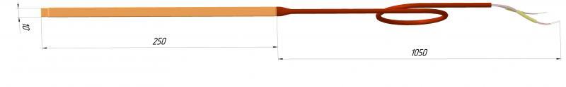 Термопреобразователи сопротивления платиновые ТСП 9501 и медные ТСМ 9501